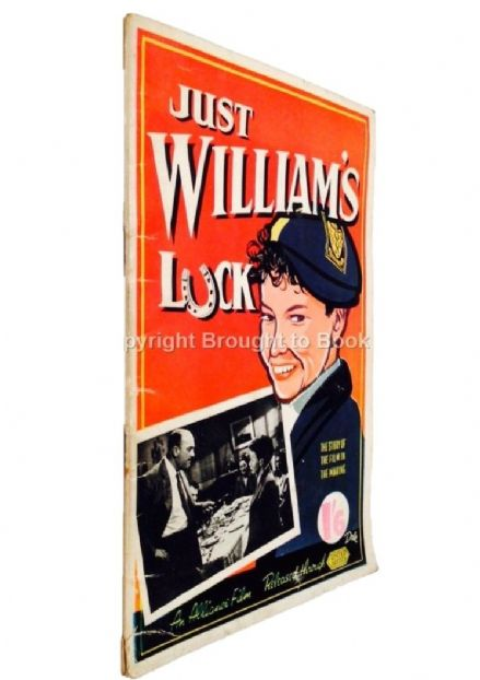 Just William's Luck The Story of the Film in the Making Richmal Crompton 1948